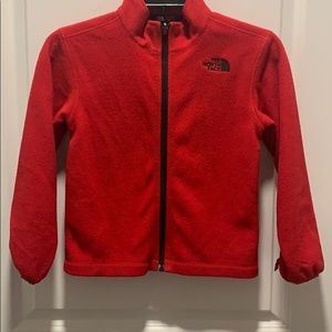 North face boy sweater